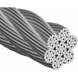 RVS kabel 4mm